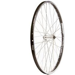 The Wheel Shop Alex DM18 Black/Formula FM-21-QR 26-inch Front
