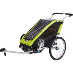 Thule Chariot Cheetah XT 1 + Cycle/Stroll