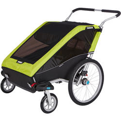 Thule Chariot Cheetah XT 2 + Cycle/Stroll