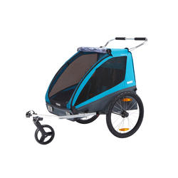 Thule Chariot Coaster XT 2 Bike Trailer