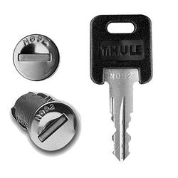 Thule One-Key Lock Cylinders (8-pack)
