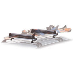 Thule Universal Flat Top Horizontal Ski/Snowboard Carrier (4 pair)