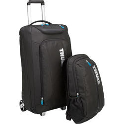 Thule Crossover 60L Rolling Upright w/Detachable Race Pack