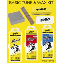 Toko Basic Tune and Wax Kit