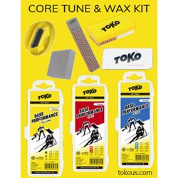 Toko Core Tune and Wax Kit