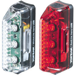 New Serfas TL-02BK Ultra Bright Cycling Taillight