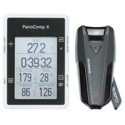 Topeak PanoComp X w/Speed & Cadence Sensor