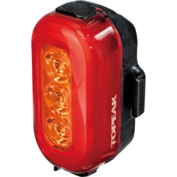 Topeak TailLux 100 USB Red/Amber