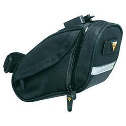 Topeak Aero Wedge Pack DX (Medium w/Fixer)