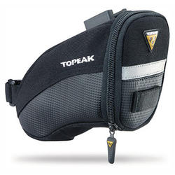 Topeak Aero Wedge Pack (Small w/Fixer)
