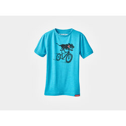 Trek Trail Dog Youth T-Shirt