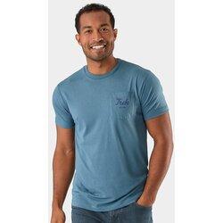 Trek Script Pocket T-Shirt