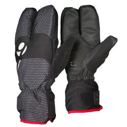 Bontrager RXL Waterproof Softshell Split Finger Gloves
