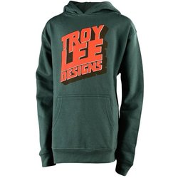 Troy Lee Designs Block Party Youth Pullover Hoodie
