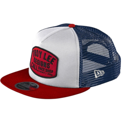 Troy Lee Designs Blockworks Snapback Hat