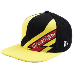 Troy Lee Designs Caution New Era Hat