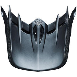 Troy Lee Designs D2 Visor Midnight 2