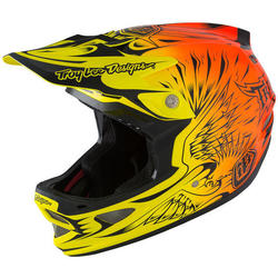 Troy Lee Designs D3 Carbon MIPS Helmet Ravage