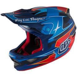 Troy Lee Designs D3 Carbon MIPS Helmet Render