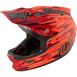 Troy Lee Designs D3 Helmet Code