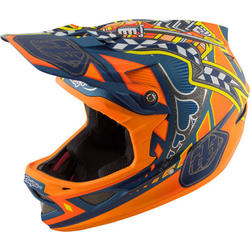 Troy Lee Designs D3 Helmet Longshot