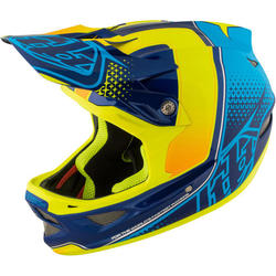 Troy Lee Designs D3 Helmet Starburst