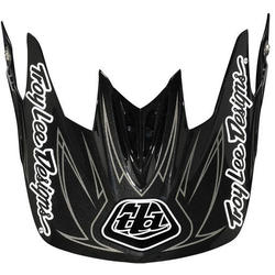 Troy Lee Designs D3 Visor Pinstripe 2