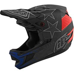 Troy Lee Designs D4 Carbon Helmet w/ MIPS Freedom 2.0