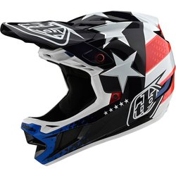Troy Lee Designs D4 Composite Helmet w/ MIPS Freedom 2.0