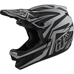Troy Lee Designs D4 Composite Helmet w/MIPS Slash
