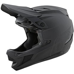 Troy Lee Designs D4 Composite Helmet w/ MIPS Stealth