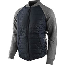 Troy Lee Designs Factory Quilted Bomber Zip Up