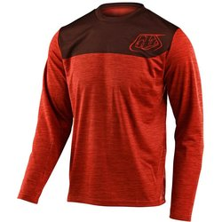 Troy Lee Designs Flowline Long Sleeve Jersey Shield
