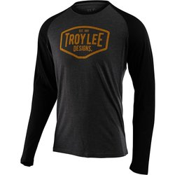 Troy Lee Designs Motor Oil Long Sleeve Raglan