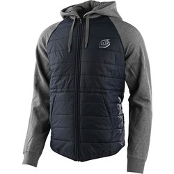 Troy Lee Designs Racing Quilted Zip Up Hoodie