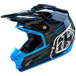 Troy Lee Designs SE3 Carbon Helmet Doubleshot