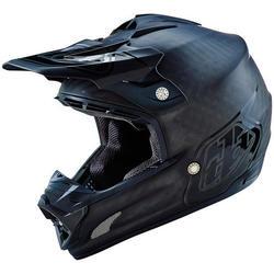 Troy Lee Designs SE3 Carbon Helmet Midnight