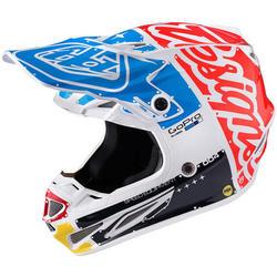 Troy Lee Designs SE4 Carbon Helmet Factory