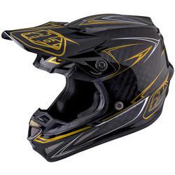 Troy Lee Designs SE4 Carbon Helmet Pinstripe