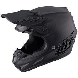 Troy Lee Designs SE4 Carbon Helmet Midnight