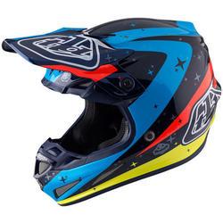 Troy Lee Designs SE4 Carbon Helmet Twilight