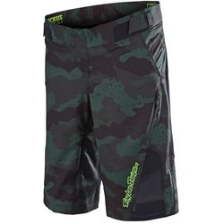 Troy Lee Designs Women's Ruckus Camo Short Shell