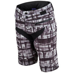 Troy Lee Designs Skyline Women's Shell Short Plaid