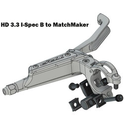 TRP HD3.3 Shifter Adapter