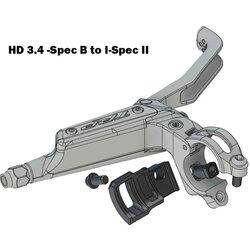 TRP HD3.4 i-Spec II Shifter Adapter