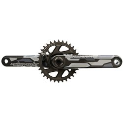 TruVativ Descendant Troy Lee Designs CoLab Crankset