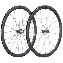 Vision Metron 40 Carbon Clincher Wheelset