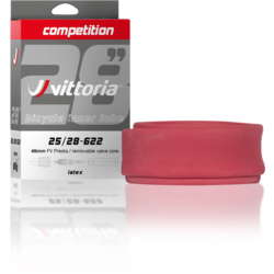 Vittoria Competition Latex Presta Valve Tube