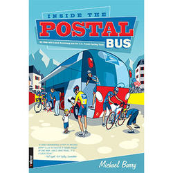 VeloNews Inside The Postal Bus