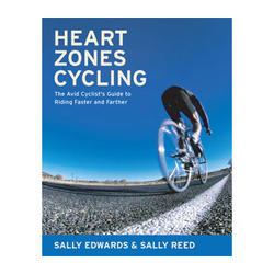 VeloPress Heart Zones Cycling